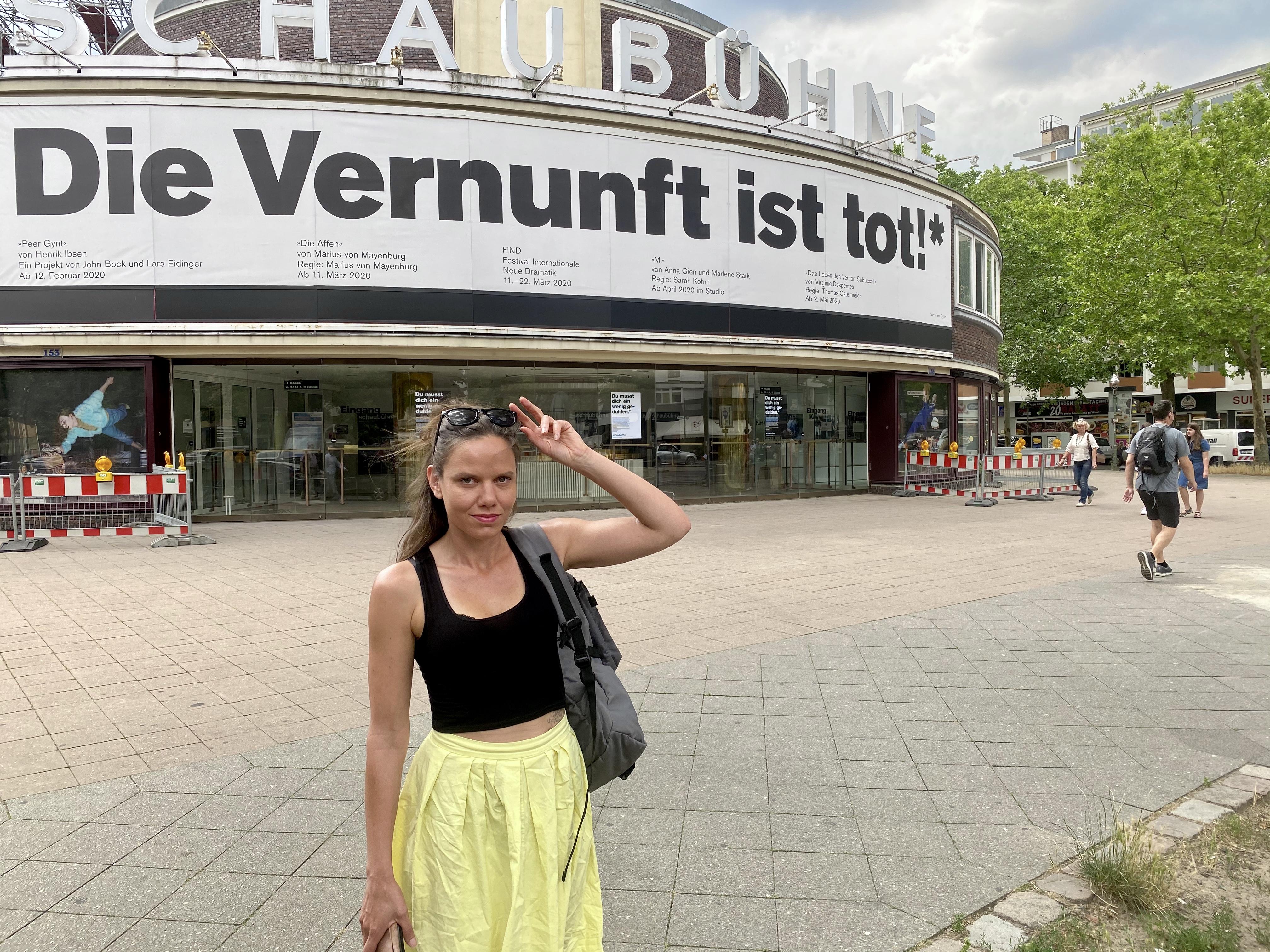 Berlin Kuhdamm